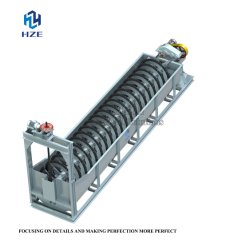 Mining Equipment Slurry Spiral Classifier of Mineral Processing Plant