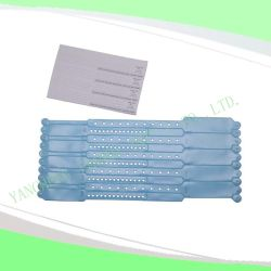 Hospital Mother and Baby Insert Card PVC ID Wristbands (6120A1)