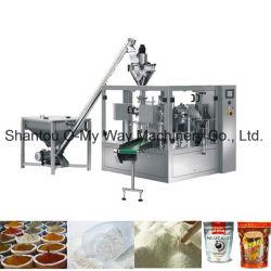 Ziplock Pouch Spice Powder Premade Packaging Machine