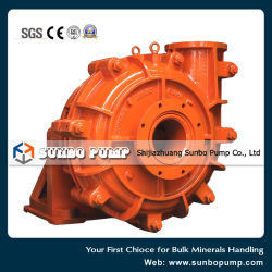 High Pressure Mining Processing Centrifugal Slurry Pump