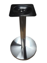 Cheap Stainless Steel Metal Table Base (HY-002)