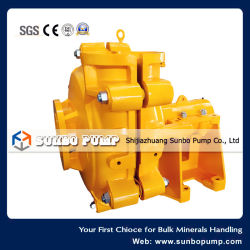 China High Pressure Horizontal Centrifugal Slurry Pump/Mining Pump