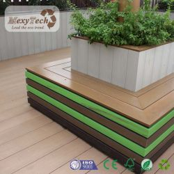 Waterproof Plywood Flower Stand Garden PS Wood Wooden Flower Boxes