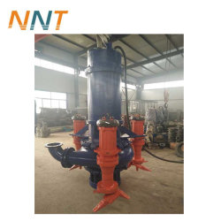 Submersible Water Solid Lime Slurry Pump for Mining
