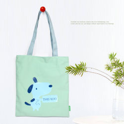 Canvas Distributor Promotion Travel Storage Shopping Beach Sports Gym Yoga School Grocery Tote Women Ladies Hiking Camping Picnic Shoulder Fashion Gift Bag
