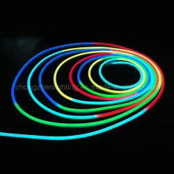 China rgb led neon rope light rgb led neon rope light manufacturers 220v 1525mm led rgb dmx controller neon rope light with outdoor landscape neon strip aloadofball Images