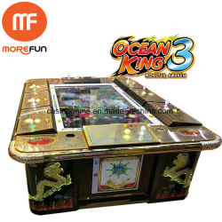 China casino game manufacturer arcade machine fishing for Fish table game tips