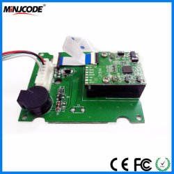 OEM Fixed Mounted Barcode Reader, Embedded 1d CCD Barcode Scanner Engine Module, Automatic Induction Optional, Mj E1202