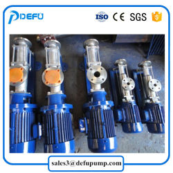 Low Speed High Viscosity Mono Screw Pump with Factory Price