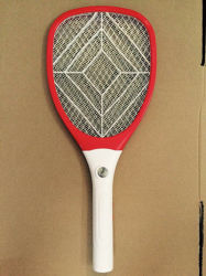 Good Quality Rechargeable Electric Fly Swatter/Racket /Bat for MID East with Light (CE certification)