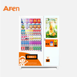 China Ice Cream Vending Machine With Coin Ice Cream