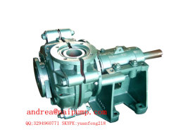 Orizontal High Pressure Centrifugal Slurry Transport Pump