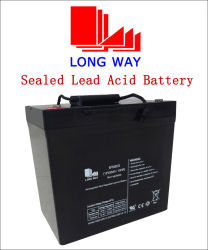 High Reliability AGM Lead Acid Chargeable Battery for UPS System