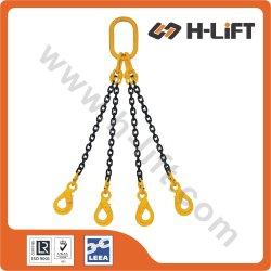 Grade 80 Double Leg Chain Sling (D-MLK)
