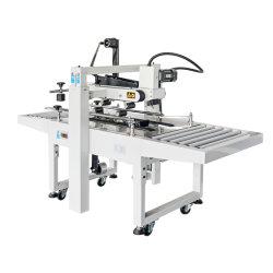Fxj-6050 Hualian Semi Automatic Adhesive Tape Case Carton Box Sealing Machine Sealer