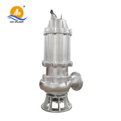 Submersible Slurry Pump for Abrasive Water
