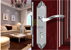 Strong Anti-Rust 304 Stainless Steel Home Security Interior Mortise Door Locks
