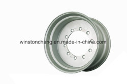Steel Wheel for Flotation Vehicle