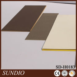 Indoor Decorative Use Construction WPC Material Residential Partition Wall