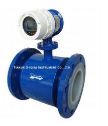 Slurry, Sewage, Pulp, Waste Water Electromagnetic/Magnetic Flow Meter