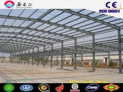 Steel Structure Framework/Preengineered Structural Steel Framework (SSW-259)