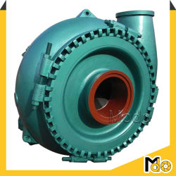 Sea Sand Dredge Diesel Horizotnal Sand Suction Gravel Pump