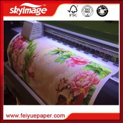 Top Grade 100GSM Sublimation Paper for Sportswear/ Blankets