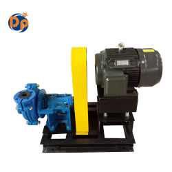 8 Inch Horizontal Centrifugal Slurry Pump, Anti Acid Sludge Pump, High Head Pump, Mining Pump