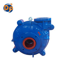 Electric Motor Driven Single Stage Slurry Pump for Building Materials, Centrifugal Mining Pump