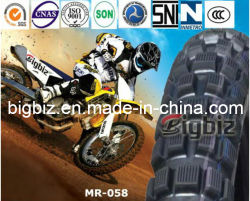 ISO9001: 2008 High Quality Motorcycle Tire and Tube of 3.00-17 3.00-18