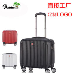 "PC High Quality 16"" Trolley Luggage Travel Bag Business Luggage Set"