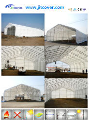 50' Wide Engineered Industrial Big Storage Tent Prefab House (JIT-5010024PT)