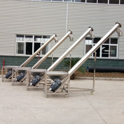 Auger Elevator for Grain Seed Bean