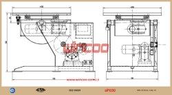 Conventional Welding Positioner (100KG— 2, 000KG) / Automatic Positoner/ Automatic Rotator/ Rotating Table/ Rotating Machine
