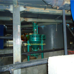 Af Vertical Foam Froth Slurry Pump for Flotation Process