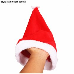 ed3e96d0926d6 New Year Christmas Santa Hats Adult and Children s Paillette Hat