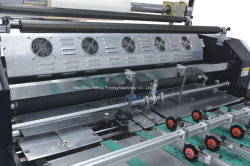 Automatic High Speed Hot Thermal Paper Laminating Machine Yfma-1200A