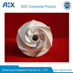 OEM SMC Compression Mould Design for Waterleaf From Dongguan Factory