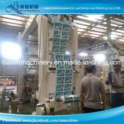 Plastic Bag Flexo Printing Machine Roll to Roll Machine