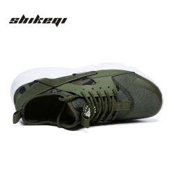 Shikeqi Jinjiang Factory Sport Men Running Shoes, Air Brand Sport Shoes Men