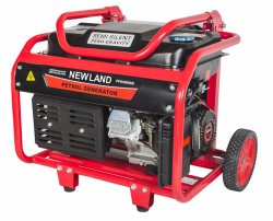 Single Phase Portable Gasoline Power Generator 2kw Generator Hot Sale