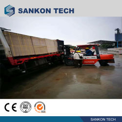 Semi-Automatic AAC Block Production Line Machine