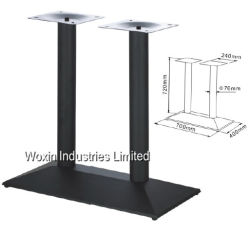 China metal dining table leg metal dining table leg manufacturers restaurant dining furniture base cast iron metal table legs 30 watchthetrailerfo