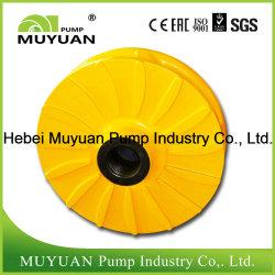 Centrifugal Anti Wear ASTM A532 Slurry Pump Part Impeller
