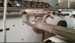 Carton Corrugated Flat Box Lock Bottom Folder Gluing Machine (1100FCN)