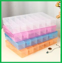 Wholesale 28 Grids Plastic Tool Storage Box