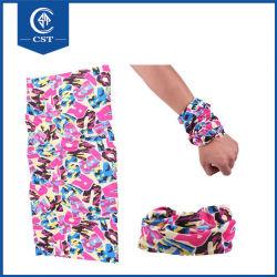 100% Polyester Wholesale Camouflage Bandana Headband