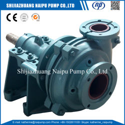 75cl Cr26 Open Impeller Light Duty Slurry Pump