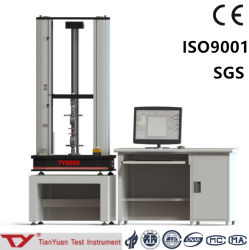 Ty8000 Electronic Universal Testing Machine 50n-10kn Rubber Test