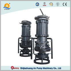 High Efficiency Agitator Centrifugal Submersible Slurry Pump